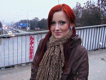 Czech Public Pickups Belinda