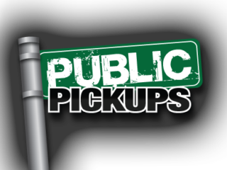 Public Pickups logo